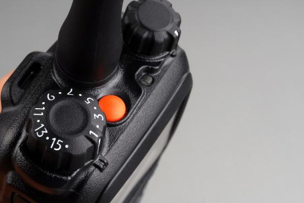 Hytera PD785 Detail2