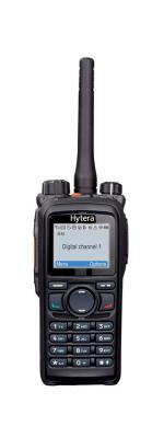 Hytera PD785 vorne
