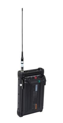 Hytera RD965 mit Akkupack