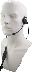 Robustes Nackenbügel-Headset