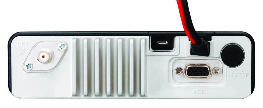 Vertex Standard VX-4600 Rückseite